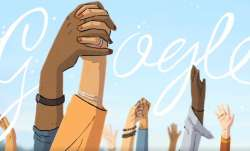 Google highlights women's firsts with a doodle