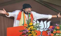 Bengal polls 2021, mithun chakraborty, bjp