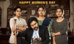 Vakeel Saab: Makers of Pawan Kalyan's film celebrate spirit of womanhood as they unveil new poster