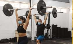 Wearing face mask during exercise safe: Study