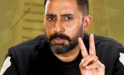 Abhishek Bachchan urges all to follow Covid19 guidelines, get vaccinated