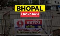 bhopal lockdown news, bhopal lockdown status