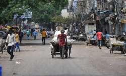 chandni chowk market close, delhi wholesale market close