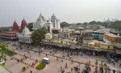 Delhi Chandni Chowk market.