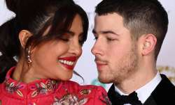 Priyanka Chopra, Nick Jonas's 'love is in the air' moment at BAFTA 2021 red carpet; see pic