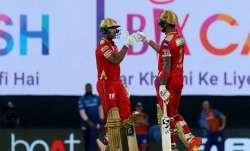 KL Rahul and Mayank Agarwal, IPL 2021, IPL 2021 PBKS vs MI