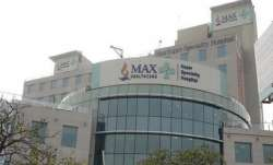 Delhi: Max hospital in Saket halts admissions due to oxygen