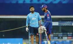 Rishabh Pant and Rohit Sharma
