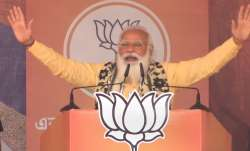 PM Modi cancels visit to poll-bound West Bengal, to chair