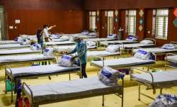 21.57 lakh active Covid cases in India, double of last year