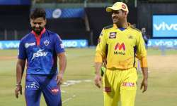 Rishabh Pant and MS Dhoni, IPL 2021