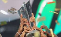 T20 World Cup, T20 World Cup trophy