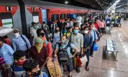 COVID-19: Railways to fine Rs 500 for not wearing face masks in rail premises, trains