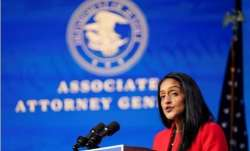 Vanita Gupta scripts history as first Indian-American to be
