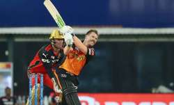 IPL 2021 | David Warner hits out at SRH batsmen for playing cross-batted shots after RCB loss
