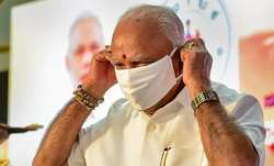 Karnataka CM BS Yediyurappa tests COVID-19 positive for 2nd