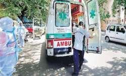 Private ambulance, ambulance rates fixed, Agra, uttar pradesh, squad, black marketing, COVID-19, dru