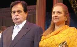 Veteran actor Dilip Kumar admitted to hospital, informs wife Saira Banu: Report