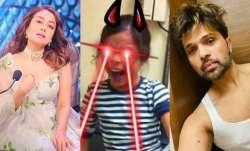 Indian Idol 12: Neha Kakkar, Himesh Reshammiya & contestants trolled for singing Kishore Kumar's ico