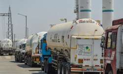 NHAI exempts tankers carrying oxygen from toll fee on highways