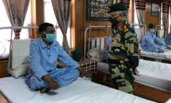 As per sources in the Indian Army, the base hospital has