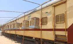 Railway deploys 298 coaches for COVID-19 isolation across 7