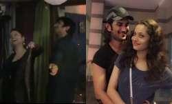 Ankita Lokhande remembers Sushant Singh Rajput with unseen videos: Phir milenge chalte chalte