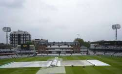 Third day of the first Test between England and New Zealand was a washout at Lord'