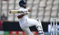 Rishabh Pant of India