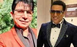 KRK responds to Govinda's clarification on supporting him in legal fight against Salman Kh