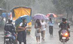 IMD issues heavy rain alert for several districts in Madhya Pradesh