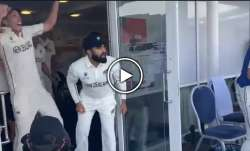 Watch: Winning moments from New Zealand dressing room in WTC Final