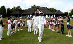 Mithali was among the seven current players, who were a