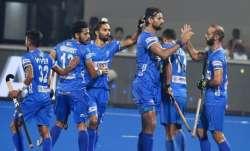 Indian hockey team