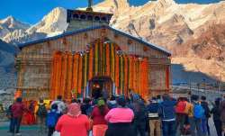 Covid curfew extended for another week in Uttarakhand, chardham yatra opened for locals