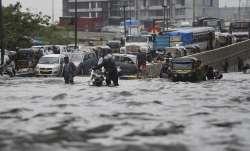 Orange alert, six districts, Madhya Pradesh, monsoon season, weather updates, monsoon news, yellow a