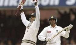 Sourav Ganguly and Rahul Dravid