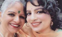 Mallika Dua pens emotional note post her mother Chinna Dua's demise: 'I was born to God'
