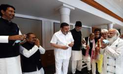 Prime Minister Narendra Modi interacted with Jammu and