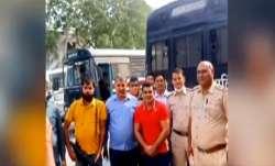 Murder accused Olympic medallist wrestler Sushil Kumar and