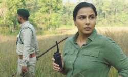 Vidya Balan's Sherni Review and Twitter reactions