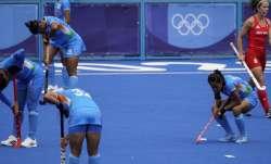 india women's hockey team