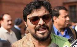 BJP Leader Babul Supriyo quits active politics. His