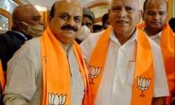 Basavaraj Bommai oath taking