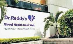 dr reddy share price fall, target