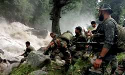 Jammu and Kashmir cloudburst: 7 dead, 17 rescued, 19 still