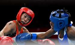 Boxing: Mary Kom beats Dominica's Miguelina Garcia Hernandez to enter round-of-16