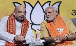 Prime Minister narendra Modi, Amit Shah, virtual meeting, virtual celebration, Gujarat government, f
