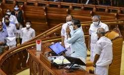 Pinarayi Vijayan, Kerala Assembly, Left Democratic Front, Voting, Supreme Court, Somnath Chatterjee,