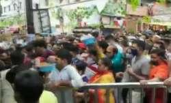 Mahakaleshwar Temple stampede video